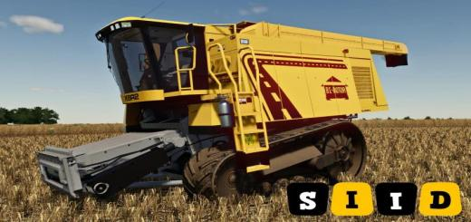Photo of FS19 – Bi-Rotor Xbr2 Harvester V1