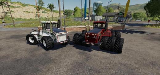 Photo of FS19 – Big Bud 450/50 Tractor V1.0.0.4