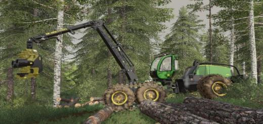 Photo of FS19 – Big Tree Jd 1470 V1
