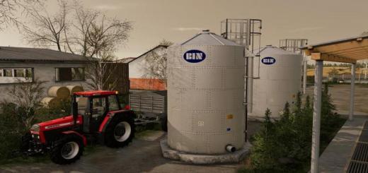 Photo of FS19 – Bin Grain Silos Extension V1
