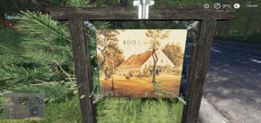 Photo of FS19 – Blox Farm In 1857 Map V1.3