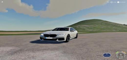 Photo of FS19 – Bmw 7 Series V1