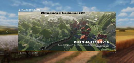 Photo of FS19 – Burghausen2K19 Map V1