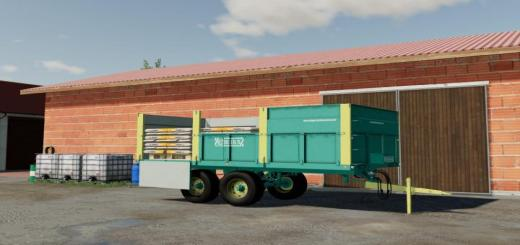 Photo of FS19 – Camara Vr16 Trailer V2