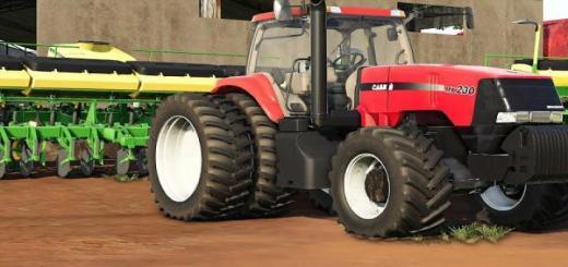 Photo of FS19 – Case Mx 230 Tractor V1