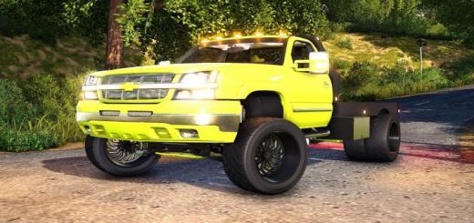 Photo of FS19 – Chevrolet 3500Hd V1