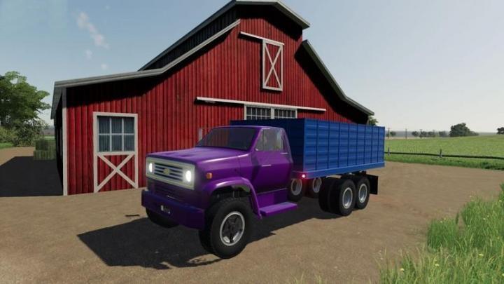Photo of FS19 – Chevrolet C70 Tandem Grain Truck V1