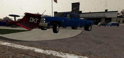 Photo of FS19 – Chevy K30 Modified V1.2.3