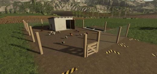 Photo of FS19 – Chicken Coop V1.1