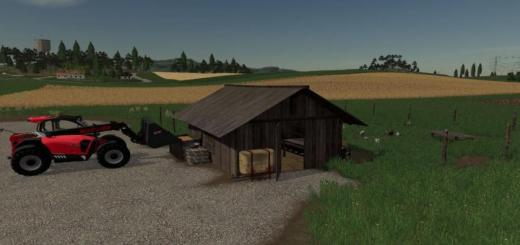 Photo of FS19 – Chicken Pen V1