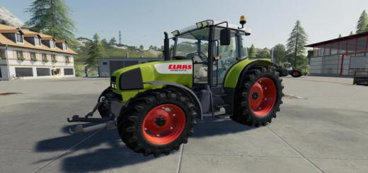 Photo of FS19 – Claas Ares 616 Rz Tractor V1