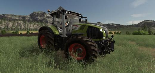 Photo of FS19 – Claas Axion 800 Tractor V1