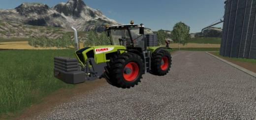 Photo of FS19 – Claas Xerion 3800 Trac Vc V1