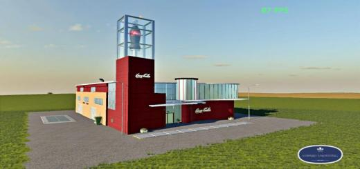 Photo of FS19 – Cocacola Factory Final
