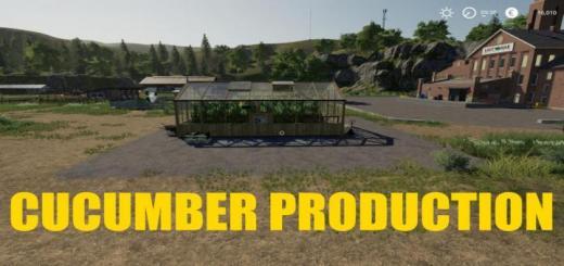 Photo of FS19 – Cucumber Production V1.0.5