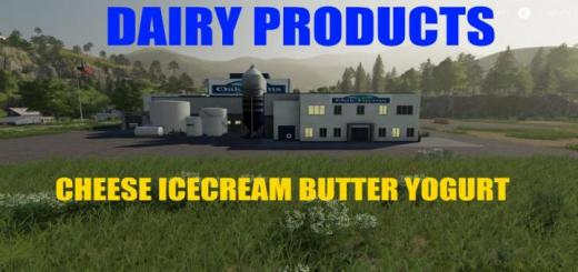 Photo of FS19 – Dairy Products V1