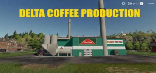 Photo of FS19 – Delta Coffee V1