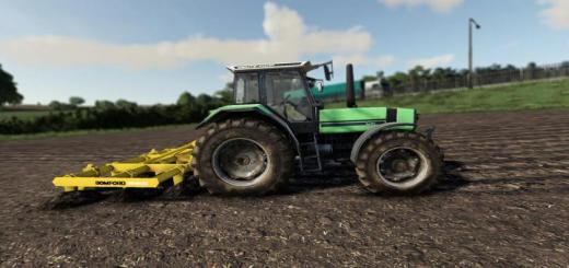 Photo of FS19 – Deutz-Fahr Agrostar 6X1 V1