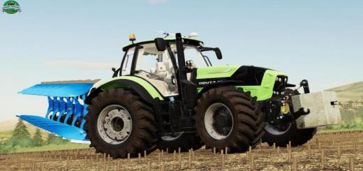 Photo of FS19 – Deutz-Fahr Ttv 7 Series V1