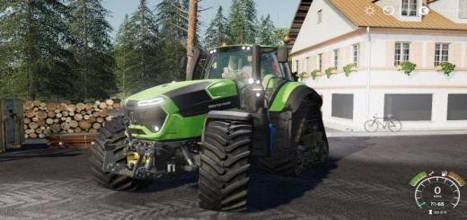 Photo of FS19 – Deutz Series 9 Tractor
