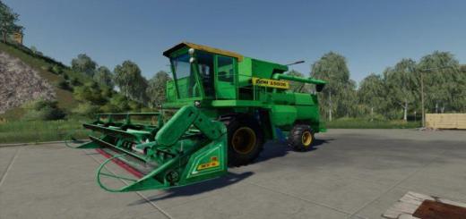 Photo of FS19 – Don 1500B Harvester V1