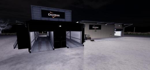 Photo of FS19 – Doritos Factory V1.1