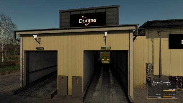Photo of FS19 – Doritos Factory V1