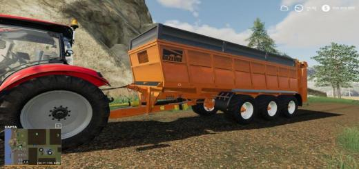 Photo of FS19 – Dungstreuer Dezeure Tridem V1