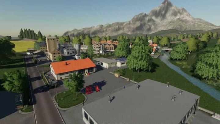 FS19 - Durrenroth Map V1