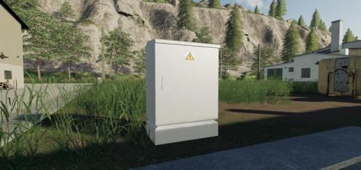 Photo of FS19 – Electrical Box V1