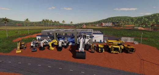 Photo of FS19 – Excavators And Dumpers For Mining & Construction Economy V0.1