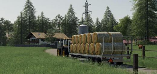 Photo of FS19 – Farmtech Dpw 1800 Trailer V1