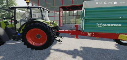 Photo of FS19 – Farmtech Tdk 1600 Dynamische Schlauche V1