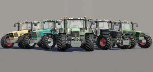Photo of FS19 – Fendt 800 Favorit Tractor V1
