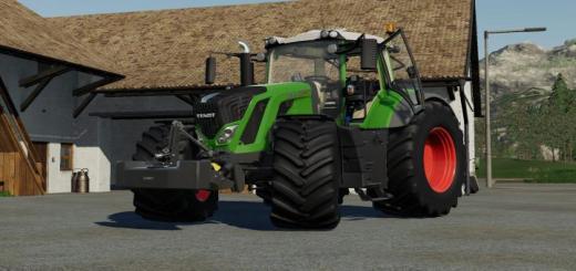 Photo of FS19 – Fendt 800 Vario S4 Tractor V1