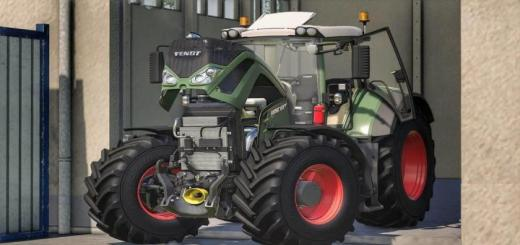 Photo of FS19 – Fendt 900 Vario S4 Serie V1