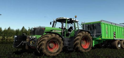 Photo of FS19 – Fendt 900 Vario Tms Tractor V2