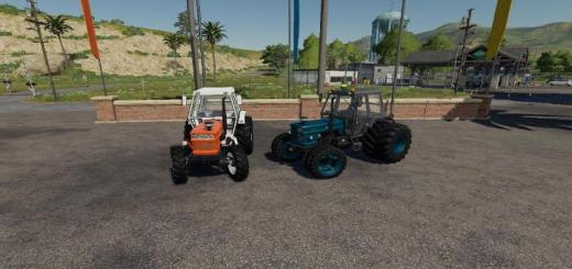 Photo of FS19 – Fiat 1300 Dt Tractor V1.0.0.4