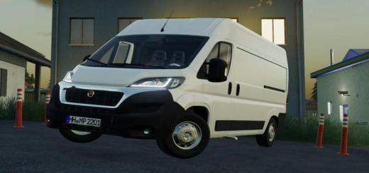 Photo of FS19 – Fiat Ducato 2014 V0.6