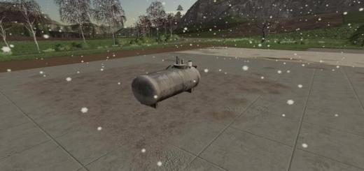 Photo of FS19 – Fillable Fuel Tank V1.0.1.0