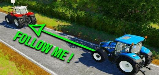 Photo of FS19 – Follow Me Update