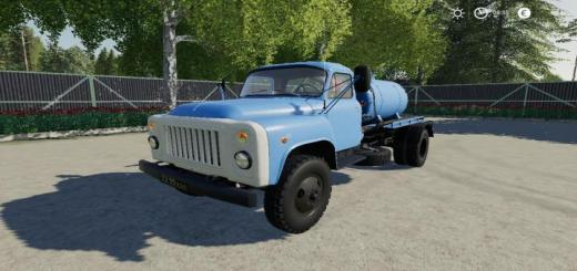 Photo of FS19 – Gaz 53 Modul Pack V1.2.1