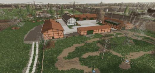 Photo of FS19 – Goliszew Map V3.1