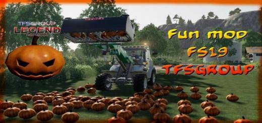 Photo of FS19 – Halloween Mod V1.2