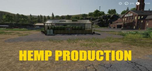 Photo of FS19 – Hemp Production V1.0.5