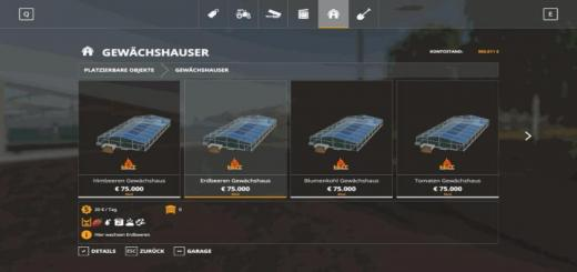 Photo of FS19 – Hot Greenhouses V1.0.2