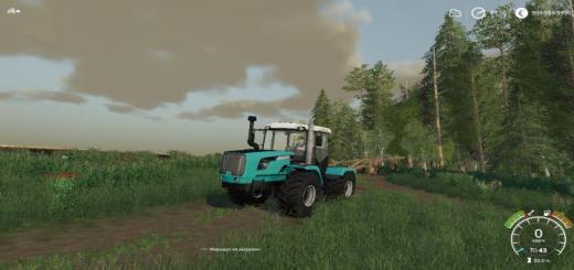 Photo of FS19 – Htz 244K Tractor V1