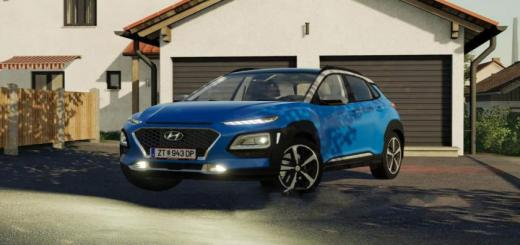 Photo of FS19 – Hyundai Kona 2018 V1