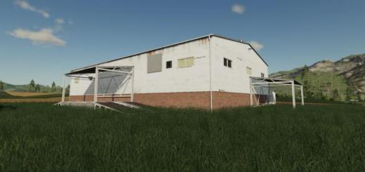 Photo of FS19 – Industrial Building Pack V1