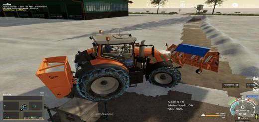 Photo of FS19 – Info Nachrichten Hud V1